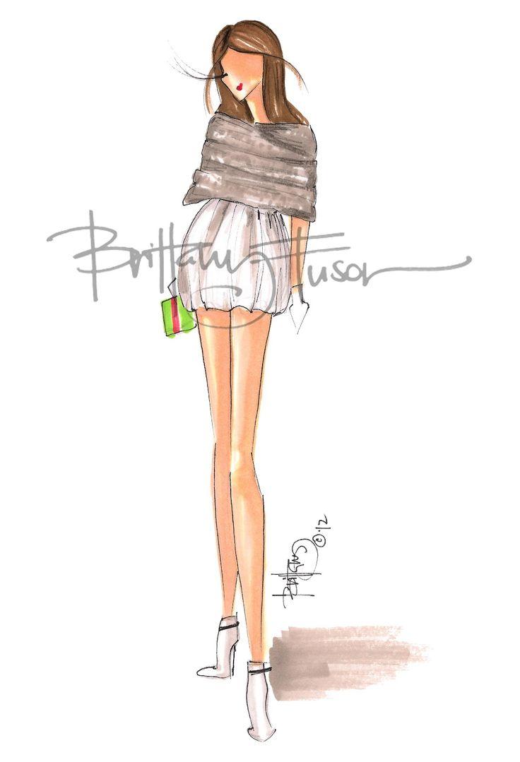 Viv [brittanyfuson.blogspot.com]Brittany Fashion, Fashion Brittany, Fashion Drawing, Fashion Design, Fashion Art, Brittany Fuson, Fashion Illustration, Brittanyfuson, Of Mode