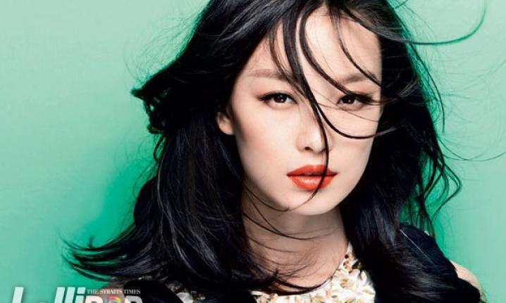 Ni Ni's stunning Cosmopolitan photoshoot - The Insider - Lollipop