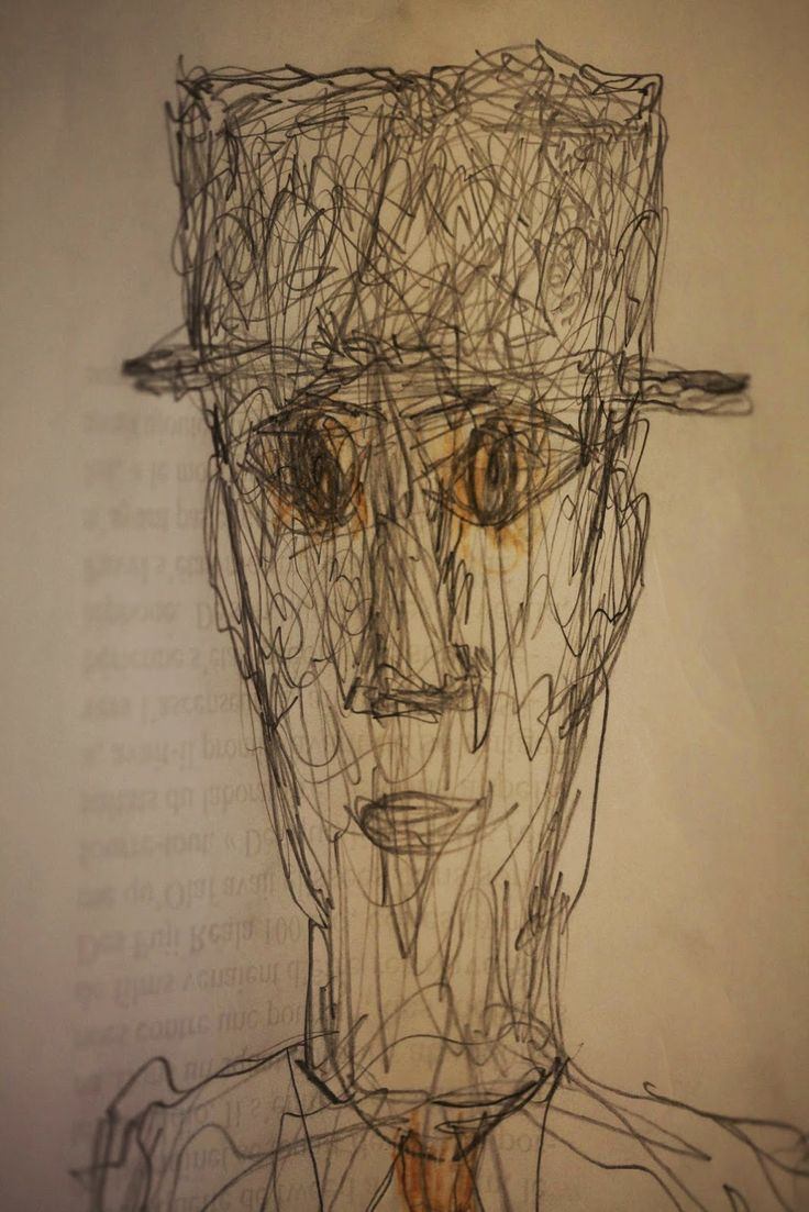 New Still Lifes: A stranger with an amber gaze.I always draw the sa...