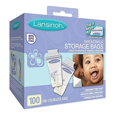 These bags were specially designed for convenient and safe storage and freezing of breast milk. They are pre-sterilized medical grade milk storage bags with a double zipper seal and leak-proof.