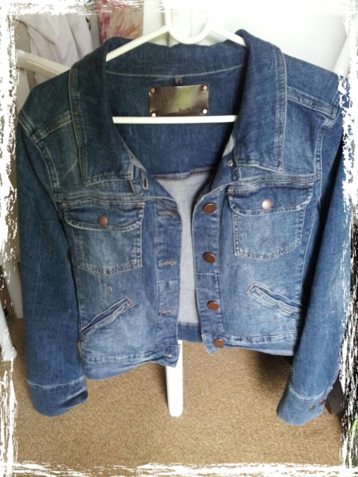 My Retail Therapy: Denim Jacket: Excel Outlets, Outlets Shops