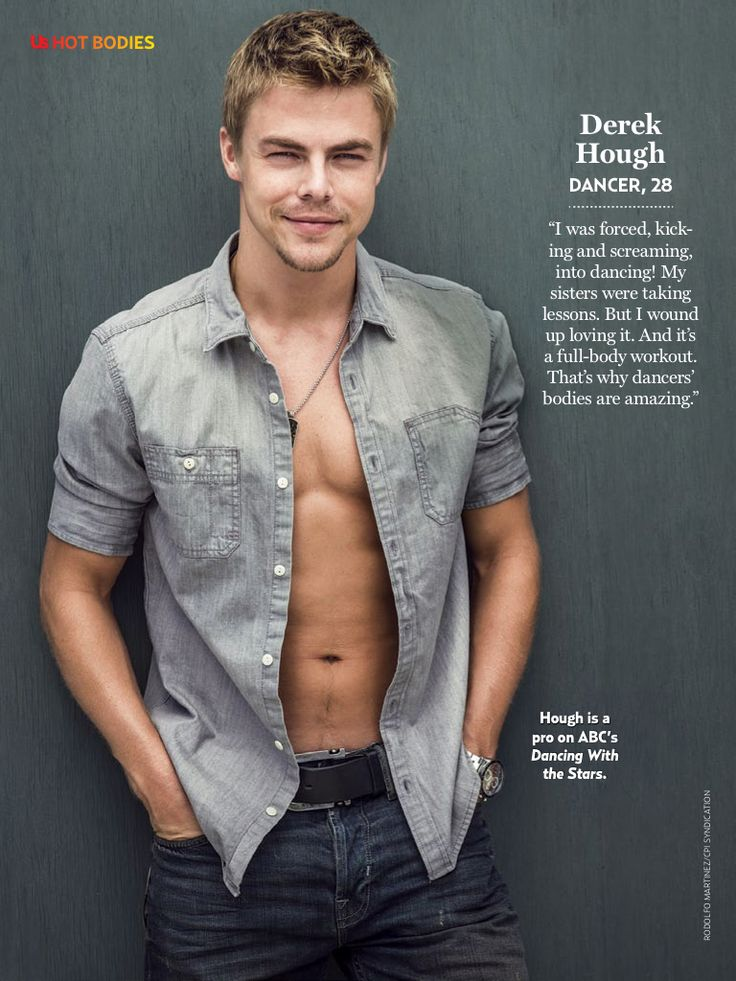 Derek Hough. Look at this man. He is so attractive, I can't even.