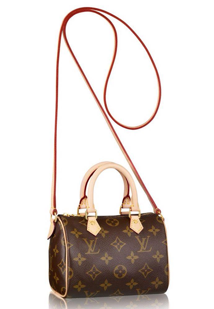 Louis-Vuitton-Nano-Speedy-Bag. So sweet