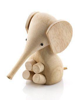 Lucie Kaas Rubber Tree Baby Elephant