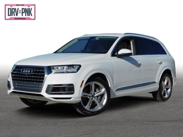 New 2019 Audi Q7 3 0t Prestige For Sale At Audi South Orlando In Orlando Fl For 73 630 View Now On Cars Com Audi Q7 Audi Cars Com