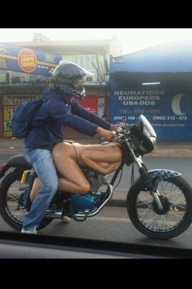 Best motorcycle in the world!!!...