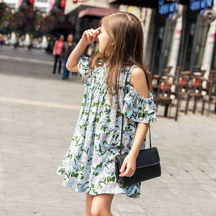 Детское платье из шифона #aliexpress #алиэкспресс #chiffon #dress #girls #children #dresses #детское #платье #детские #платья #шифон