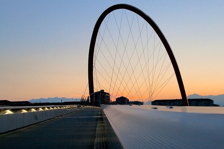 Turin - Olimpic Arc