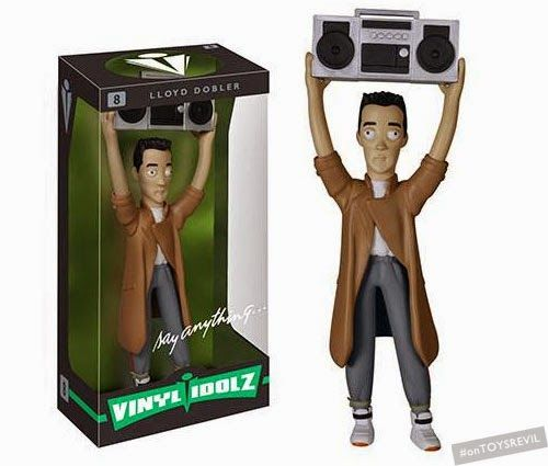 TOYSREVIL: Upcoming Vinyl Idolz: Ghostbusters, Say Anything & Back To The Future from Vinyl Sugar