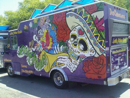 Clever Food Truck Wraps