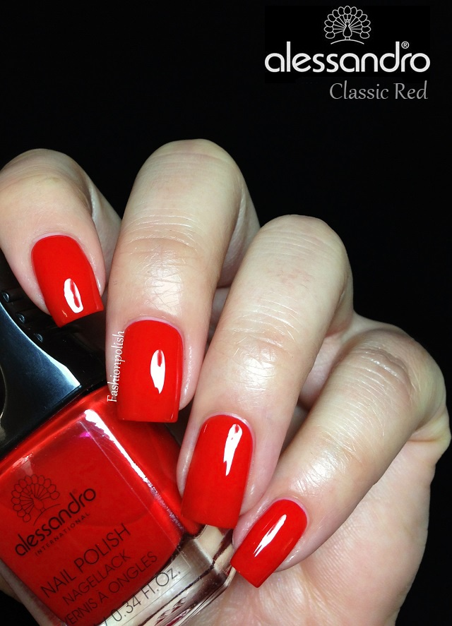 Alessandro Classic Red - Amazing!!!!!