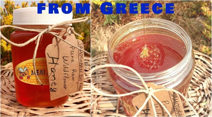 Raw Unprocessed Honey Wildflower Pure Natural from greek Mountain Fields 1 Kg #SAMOTHRAKIBIOFARM