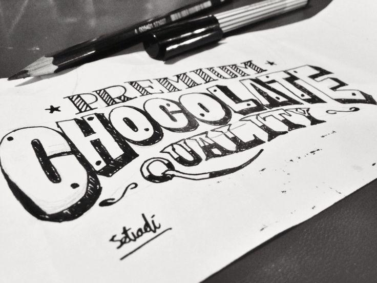 Premium chocolate quality