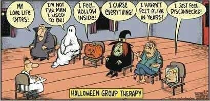a little Halloween/Psychology humor.. thanks Marcy!