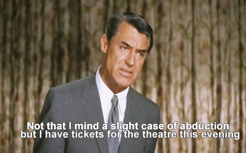 "They don't make movies like ""North by Northwest"" anymore. #CaryGrant"