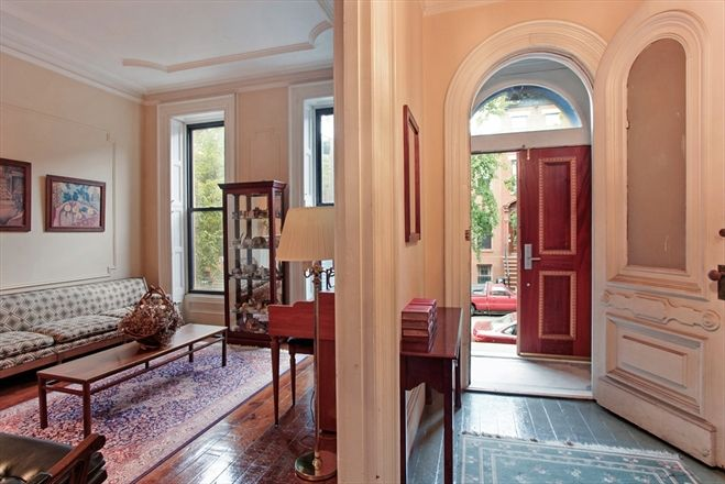 154 best my brownstone obsession images on pinterest brooklyn brownstone brownstone interiors Brooklyn brownstone interior