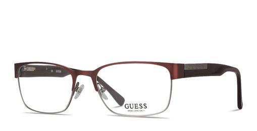 Guess Burgundy Frames |Eyewear Specialists | Optical Superstore GUESS Gu1736-Bu $360.00$128.00
