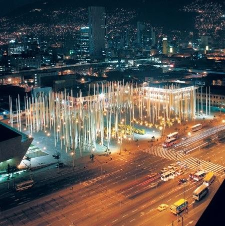 Medellin by night #colombia