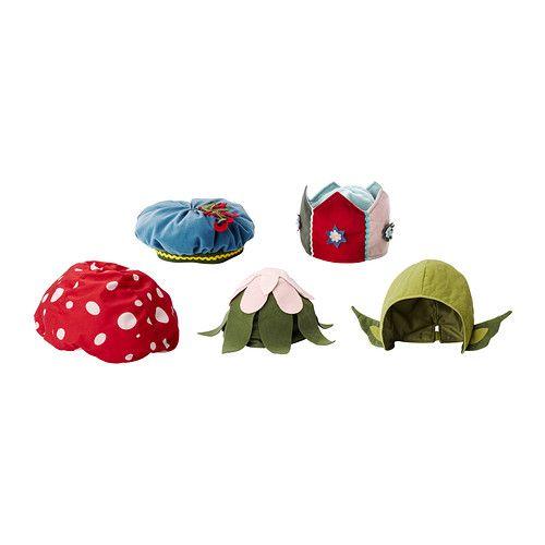 VITSIG Chapéu de criança IKEA Incentiva o faz-de-conta.