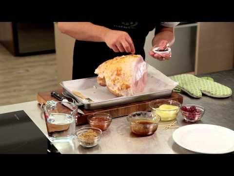 How To Glaze a Ham