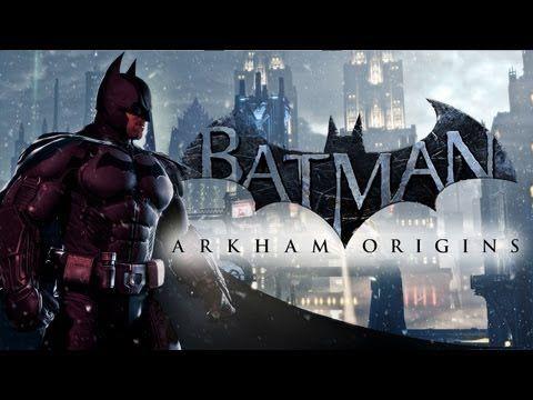 ▶ Batman: Arkham Origins - Primer Trailer [Español] - YouTube. #BatmanArkhamOrigins #PS3 #Videojuegos #Aventura #ObraMaestra