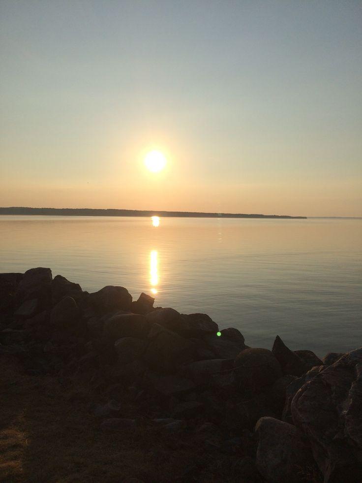 Sunset Unden