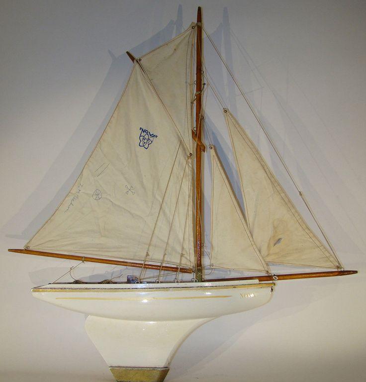 canot de bassin bateau voilier nova n 6 4 voiles coque. Black Bedroom Furniture Sets. Home Design Ideas