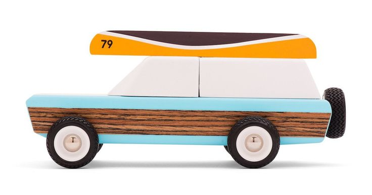 Holzauto Pioneer von Candylab Toys jetzt auf Holzflitzer.de kaufen!