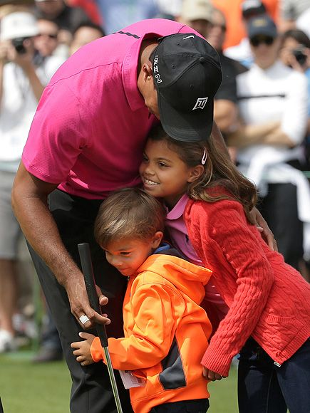 Tiger Woods' Children Crack a Joke About Soccer Star Lionel Messi