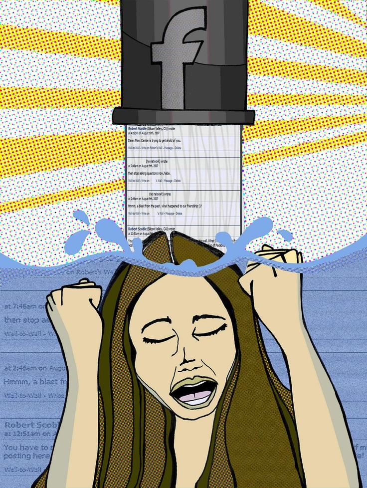 Frøken Makeløs: Fasader. Er du perfekt? Vi er ikke. Klikk på bildet for å lese.