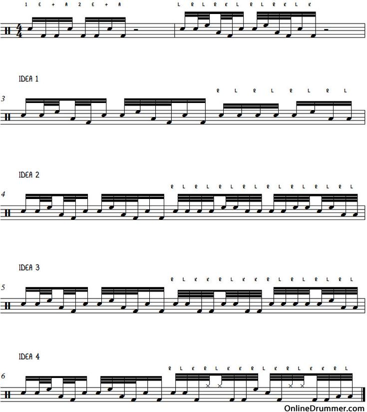 How to learn Drum Rudiments - Drumming Basics