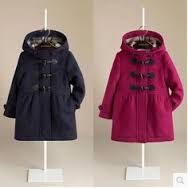 Resultado de imagen para como hacer un abrigo para niña de polar