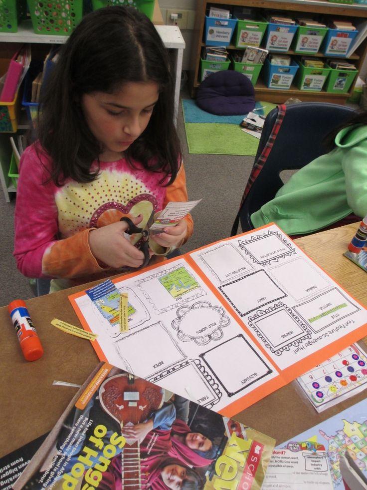 Navigating Nonfiction Text in the Common Core Classroom: Part 1   Scholastic.com