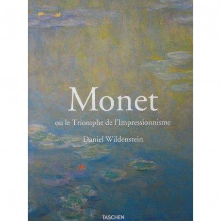 Monet ou le triomphe de l'impressionnisme - http://fondation-monet.com/boutique/livres/monet-ou-le-thriomphe-de-limpressionnisme/ - http://www.amazon.fr/Monet-Triomphe-lImpressionnisme-Daniel-Wildenstein/dp/3836523221