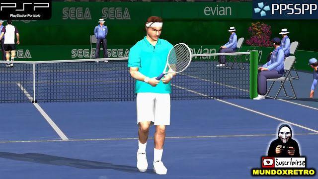 Virtua Tennis World Tour Psp Torneo De Tenis Serena Williams Tenis