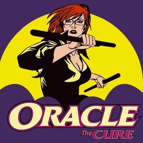 "To celebrate the 50th anniversary of Barbara Gordon as Batgirl, here's Batgirl as Oracle, as she appeared in the three-part series, ""Oracle: The Cure"" Check all of her iterations out on our blog."