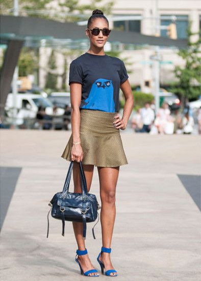 NYC Street Style 2014 marieclaire