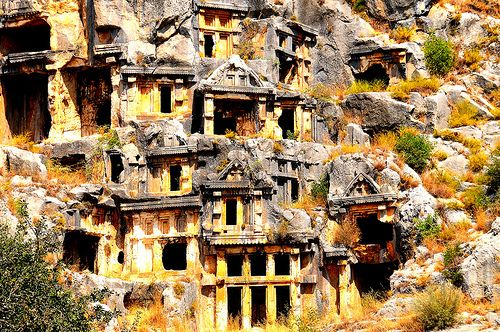 Myra, Turkey - Been there done that