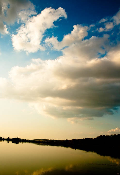 lake, umbria, italy