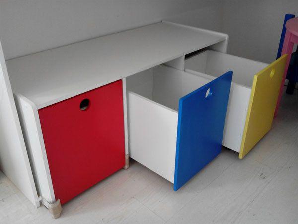 M s de 25 ideas incre bles sobre organizador de juguetes - Muebles infantiles europolis ...