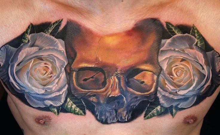 Los Mejores Tatuajes De Calaveras, Mejores Tatuajes De Calaveras, Tatuajes De Calaveras, Diseños Gratis De Calaveras