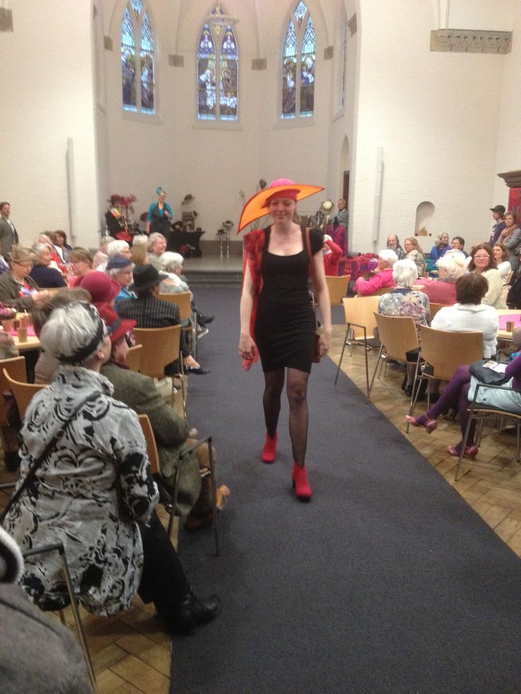 Fashion show Apeldoorn