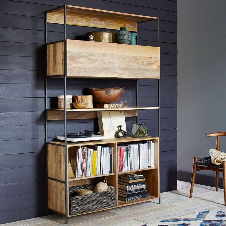Awesome modular unit; http://www.westelm.co.uk