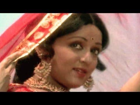 ▶ Main Hu Teri Prem Deewani, Hema Malini, Lata Mangeshkar - Azaad Romantic Song - YouTube