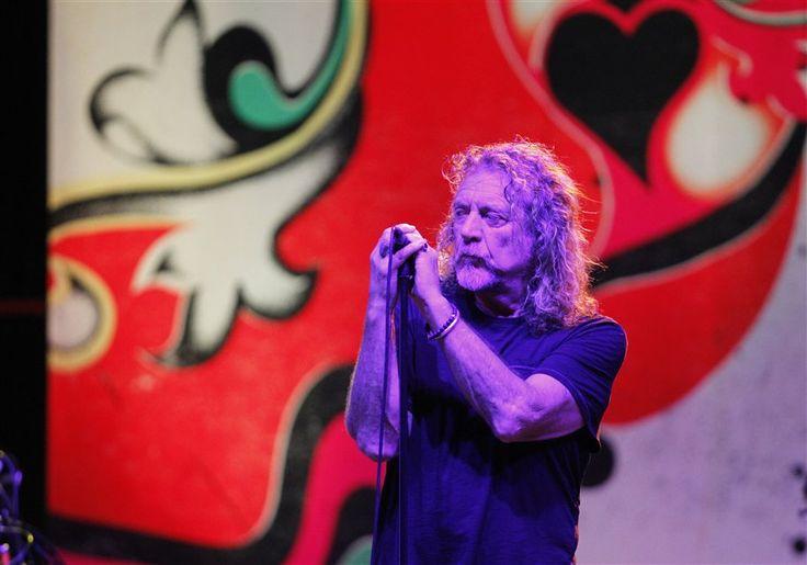 Tras salir airoso del juicio por plagio, el ex cantante de Led Zeppelin vuelve a enfocarse en su vida musical