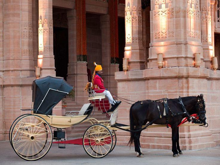 Umaid Bhawan Palace (Taj), Jodhpur, India - Hotel Review & Photos - Condé…