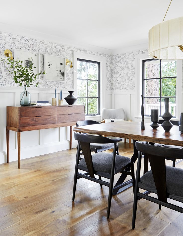 Sophisticated Dining Room Ideas For Your Home Design: Dining Room Ideas: How To Create An Interesting