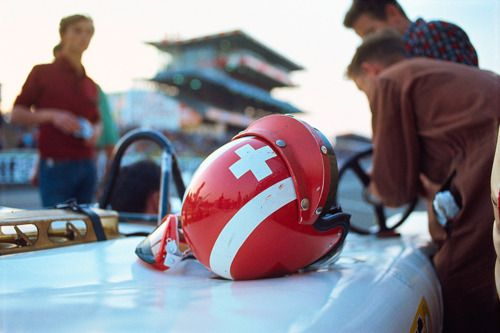 Impressive photographs by Rainer Schlegelmilch, which documents the 24-hour race since the sixties with his camera.