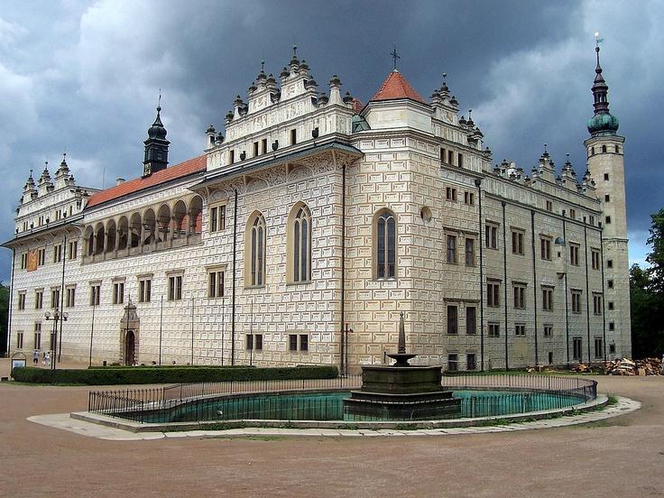 Litomyšl Chateau, Czech Republic