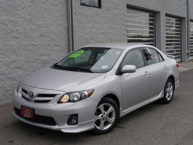 Here's a Certified Used 2013 Toyota Corolla For Sale - Minneapolis MN & Saint Paul MN #certifiedused, #certifiedtoyota, #usedcar